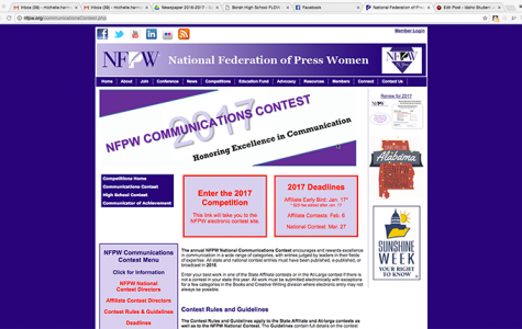 2017 Media Network Idaho (National Federation of Press Women) state contest ready for entries