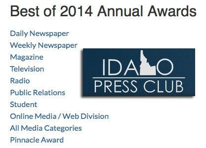 The best in Idaho journalism
