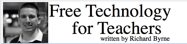 Free Technology for Teachers Blog Site