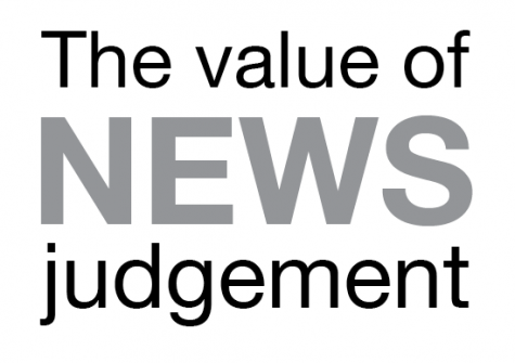 The value of news judgement