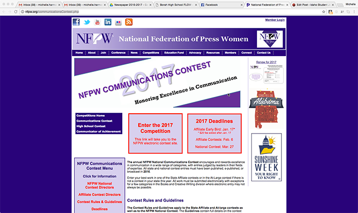 National Federation of Press Women