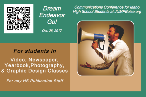 State Conference schedules something for every high school communications student!